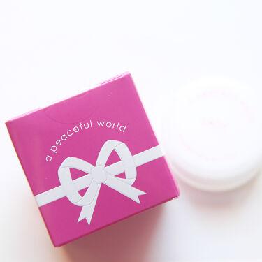 LADY ソリッドパフューム/a peaceful world/香水(レディース)を使ったクチコミ(2枚目)