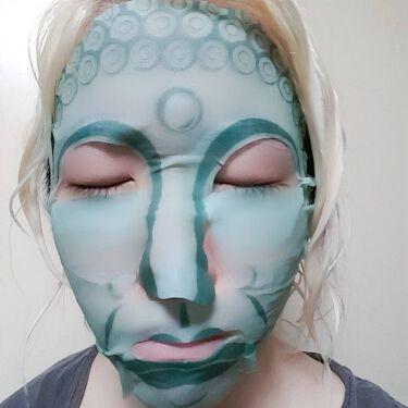 米発酵液配合  美容マスク  /やまとcosmetic/シートマスク・パックを使ったクチコミ(2枚目)
