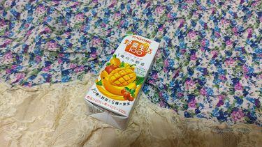 野菜ジュース/カゴメ/ドリンクを使ったクチコミ(1枚目)