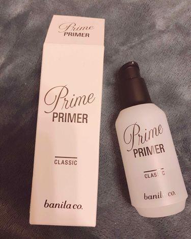 プライムプライマー クラシック/banilaco(バニラコ)/化粧下地を使ったクチコミ(1枚目)