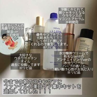 ホワイトニング エッセンス/ファンケル/美容液を使ったクチコミ(2枚目)