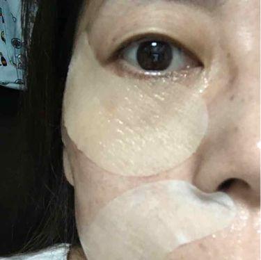 極濃ロイヤルジュレマスク 目もと口もと集中ケア/コーセーコスメポート/アイケア・アイクリームを使ったクチコミ(1枚目)