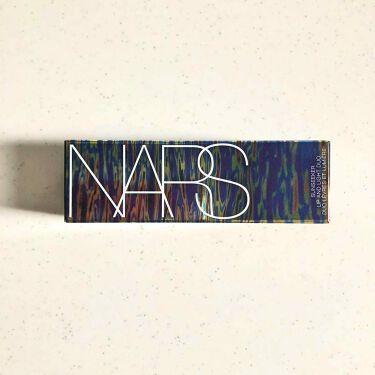 りおさんの「NARSベルベットマットリップペンシル<リップライナー>」を含むクチコミ