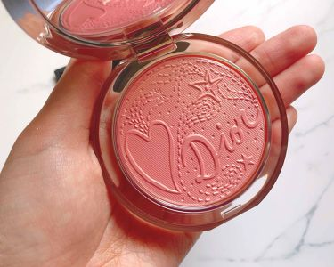 ディオールスキン ミネラル ヌード ルミナイザー パウダー/Diorを使ったクチコミ(3枚目)