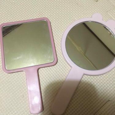 MINI HAND MIRROR/3CE/その他化粧小物を使ったクチコミ(3枚目)