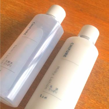 化粧水 さっぱりタイプ/ちふれ/化粧水を使ったクチコミ(1枚目)