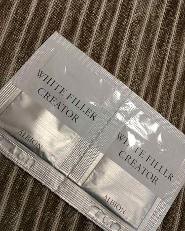 アルビオン WHITE FILLER CREATOR