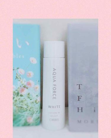 ホワイトニングローション M(しっとりタイプ)/ORBIS/化粧水を使ったクチコミ(2枚目)