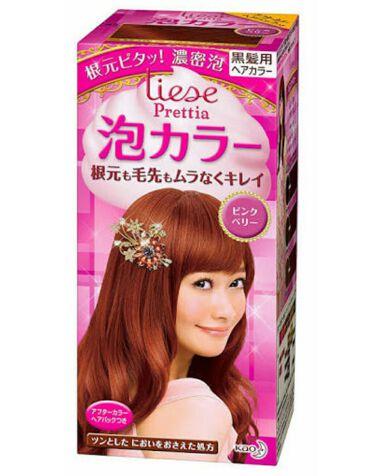 うーちゃんさんの「リーゼ プリティア泡カラー<白髪染め・ヘアカラー・ブリーチ>」を含むクチコミ
