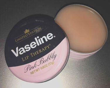 ヴァセリン Vaseline Lip THERAPY Pink Bubbly