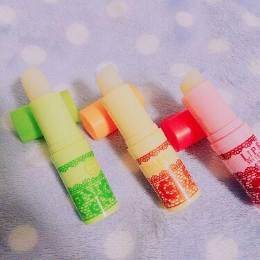 リップベビーナチュラル ピュアハニーの香り/メンソレータム/リップケア・リップクリームを使ったクチコミ(3枚目)