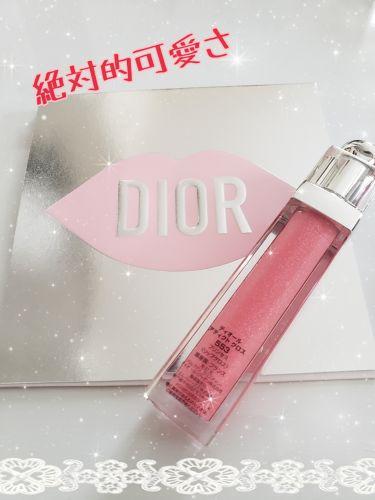 ディオール アディクト ウルトラ グロス/Dior/リップグロスを使ったクチコミ(2枚目)