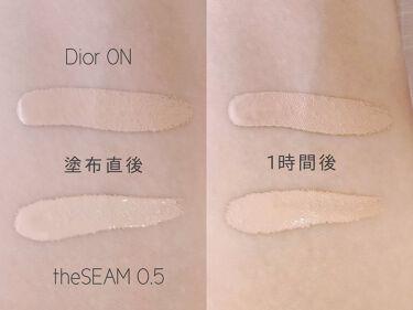 【画像付きクチコミ】〖DiorとtheSAEMのコンシーラーの比較〗DiorはディオールスキンフォーエヴァースキンコレクトコンシーラーtheSAEMはカバーパーフェクトチップコンシーラーです。今まで使っていたtheSAEMと新しく購入したDiorを比較し...