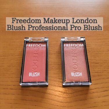 MAKEUP REVOLUTION(メイクアップレボリューション)/アイラブメイクアップ Freedom Makeup London Pro Blush