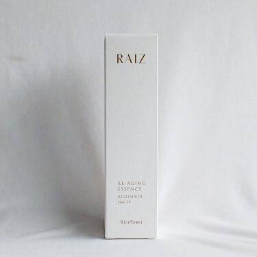 リエイジングエッセンス/RAIZ active/美容液を使ったクチコミ(2枚目)