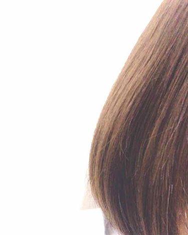 はさんでサラ髪ストレート! ブロー&スタイリングコーム/セイワ・プロ/ヘアケアグッズを使ったクチコミ(2枚目)