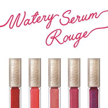 ⭐️9/2(水)新発売⭐️  美容液90%*配合! ティントin水ぷる発色の 「フォーチュン ウォータリーセラム ルージュ」 全5色が新発売っ 💕   リキッドなのに新感覚の水のように軽い塗り心地。 シアーな発色で色っぽいうるレアぷっくり唇に・・・♡   --------------------------------------------------------------------------  01  ♥  レッドビジュー   ジュエリーのような輝き   いい女度MAXの鮮烈レッド  02 ♥ スウィートコーラル   きらきらした光をとじこめた   透明感あふれるうるみコーラル  03 ♥ ミルキィベージュ   色っぽく色と光がとけあう   血色感があがるベージュ  04 ♥ ピンクモカ   透きとおるきらめき   清楚なオトナブラウン  05 ♥ クランベリーレッド   星くずのようにミステリアスに輝く   魅力を秘めたセクシーレッド  -------------------------------------------------------------------------- *保湿・エモリエント成分     詳しくは、公式サイト・Instagramもチェックして見て下さいね☆ ⠀ ♡ 公式サイト→http://www.fortune-kose.com/make/liquid   ♡ 公式Instagram→@fortune_kcp