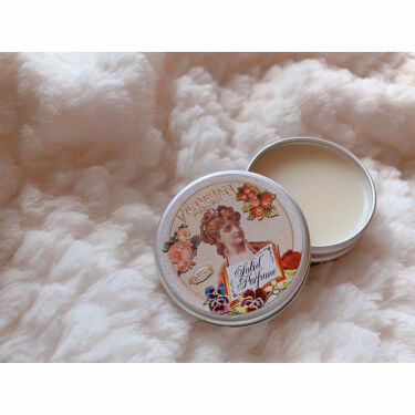 Memories of Love Solid Perfume/Beauty Cottage/香水(その他)を使ったクチコミ(2枚目)