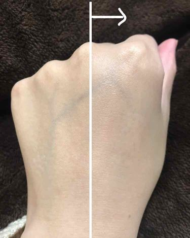 皮脂くずれ防止化粧下地 (旧)/ソフィーナ プリマヴィスタ/化粧下地を使ったクチコミ(2枚目)
