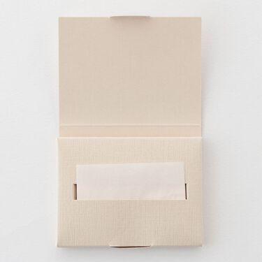 紙おしろい 無印良品
