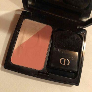 ディオール スカルプティング ブラッシュ/Dior/パウダーチークを使ったクチコミ(2枚目)