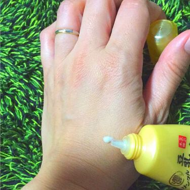 豆乳イソフラボン アイクリーム/SANA/アイケア・アイクリームを使ったクチコミ(2枚目)
