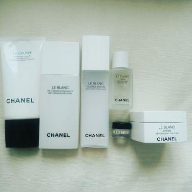 ル ブラン フォーム クレンザー/CHANEL/洗顔フォームを使ったクチコミ(1枚目)