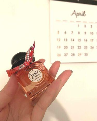 ツイリー ドゥ エルメス オードパルファム /エルメス/香水(レディース)を使ったクチコミ(1枚目)