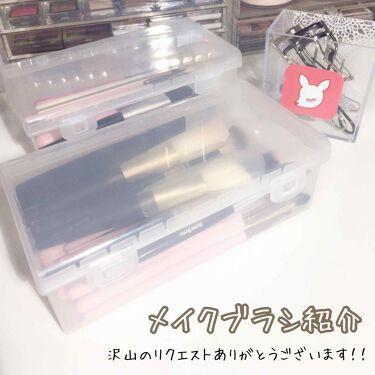 ✧ Mai ✧ さんの「フェリセラチークブラシ(先丸)<メイクブラシ>」を含むクチコミ