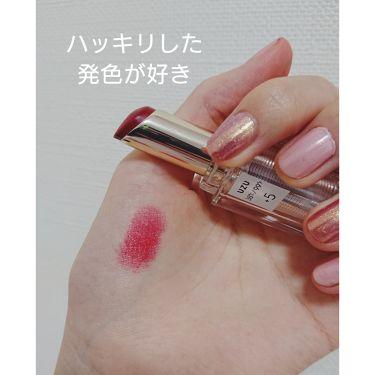 38°C/99°F Lipstick <TOKYO>/UZU BY FLOWFUSHI/口紅を使ったクチコミ(2枚目)