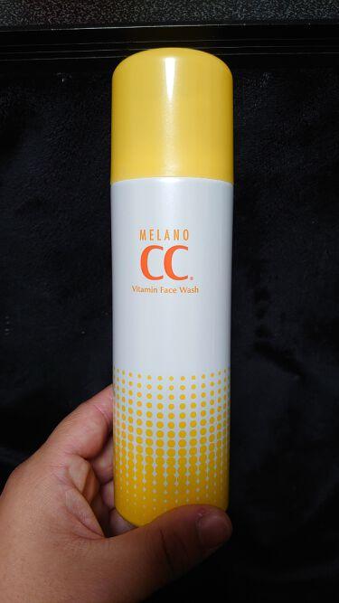 酵素ムース泡洗顔/メンソレータム メラノCC/洗顔フォームを使ったクチコミ(1枚目)