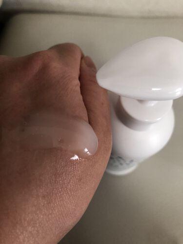 うるおいin手肌すっきり洗浄乳液/Pure-ria/ハンドクリーム・ケアを使ったクチコミ(4枚目)