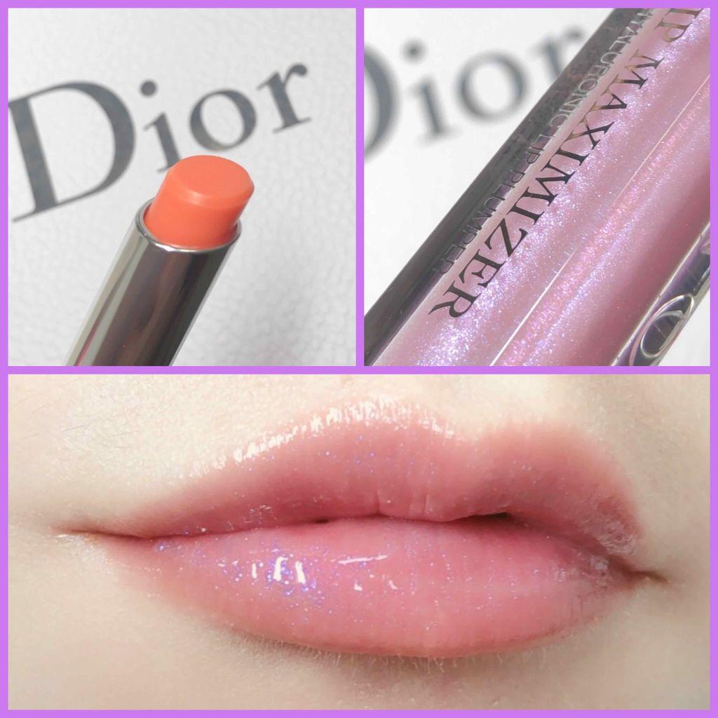 size 40 4c8af 38b48 ディオール アディクト リップ マキシマイザー|Diorを使った ...