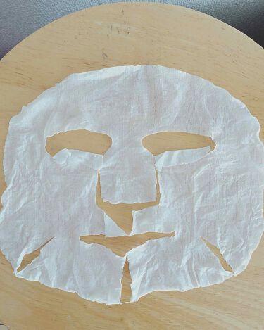トップバリュー/シートマスク/トップバリュ/シートマスク・パックを使ったクチコミ(3枚目)