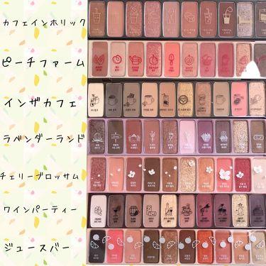 プレイカラーアイシャドウ インザカフェ/ETUDE HOUSE/パウダーアイシャドウを使ったクチコミ(2枚目)
