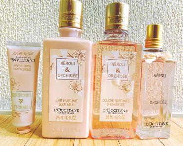 オーキデ プレミアムオードトワレ/L'OCCITANE/香水(レディース)を使ったクチコミ(1枚目)