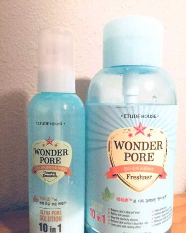 ワンダーP化粧水/ETUDE HOUSE/化粧水を使ったクチコミ(1枚目)