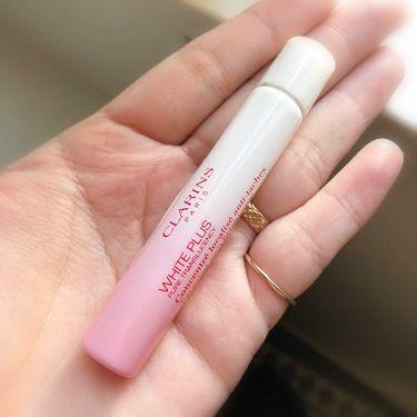 ホワイト-プラス ブライト ロールオン/CLARINS/美容液を使ったクチコミ(2枚目)