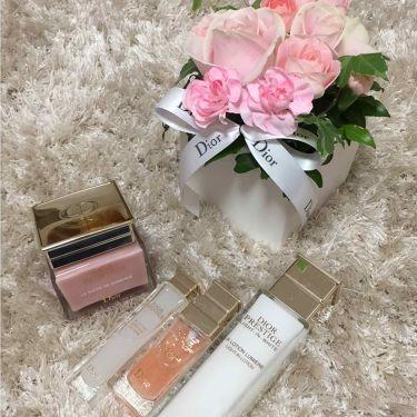 プレステージ ラ ローション/Dior/化粧水を使ったクチコミ(2枚目)