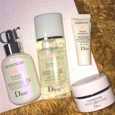 スノー エッセンス オブ ライト/Dior/美容液を使ったクチコミ(2枚目)