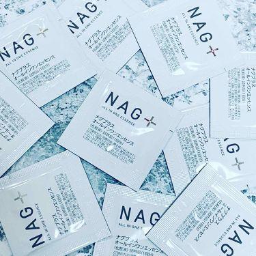 NAG+ オールインワンエッセンス/その他/オールインワン化粧品を使ったクチコミ(1枚目)