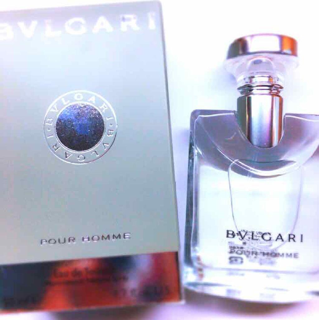 huge discount b9602 50508 プールオム オードトワレ BVLGARIの口コミ「ブルガリプールオム ...