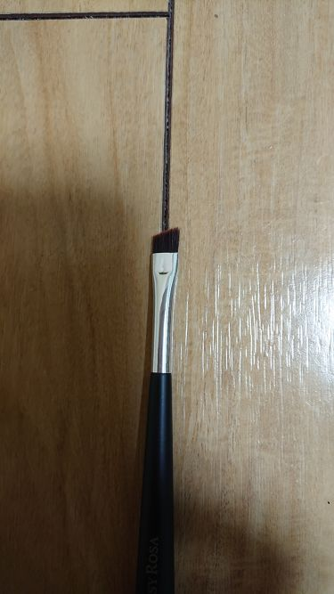 ダウブルエンドアイブロウブラシ スマッジタイプ/ロージーローザ/メイクブラシを使ったクチコミ(2枚目)