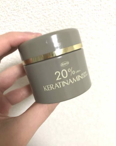 コーワ20%尿素配合クリーム(医薬品)/ケラチナミン/その他を使ったクチコミ(1枚目)