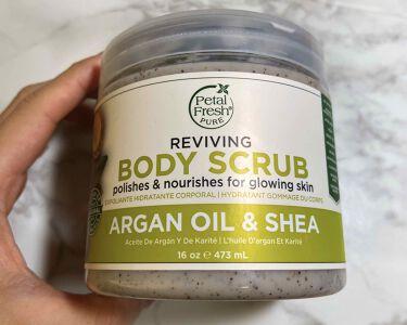 SMOOTHING BODY SCRUB Petal Fresh Pure(ペタルフレッシュピュア)
