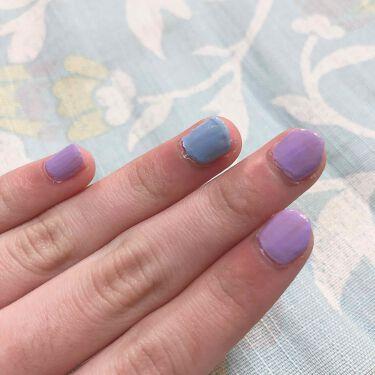 Peel Off manicure (TM ピール オフ マニキュア)/Peel Off manicure/マニキュアを使ったクチコミ(4枚目)