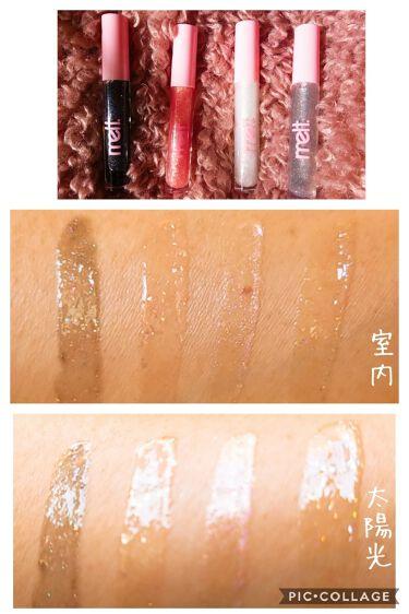 MODERN LOVE COLLECTION/Melt Cosmetics/パウダーアイシャドウを使ったクチコミ(3枚目)
