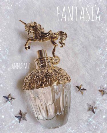 社畜系女子さんの「アナ スイファンタジアオードトワレスプレー<香水(レディース)>」を含むクチコミ