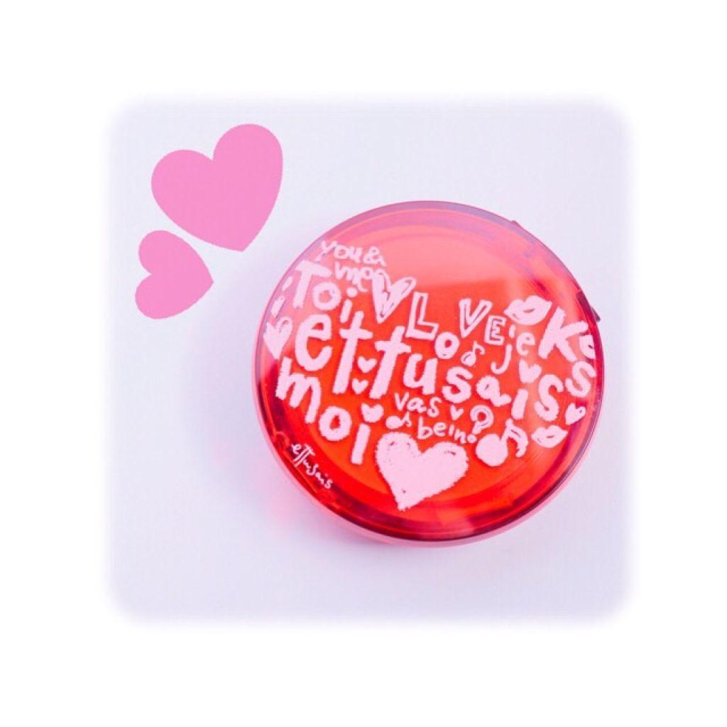 2/8発売!エテュセのハートフェースカラーがめちゃ可愛い♡