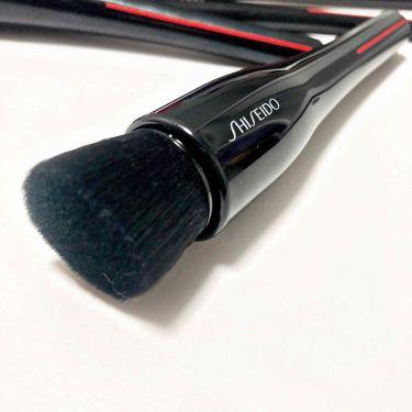 HASU FUDE ファンデーションブラシ/SHISEIDO/メイクブラシを使ったクチコミ(2枚目)